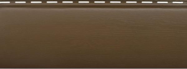 Акриловый сайдинг Альтапрофиль Блокхаус Премиум, Красно-коричневый ВН-01 Акриловый сайдинг siding-msk.ru