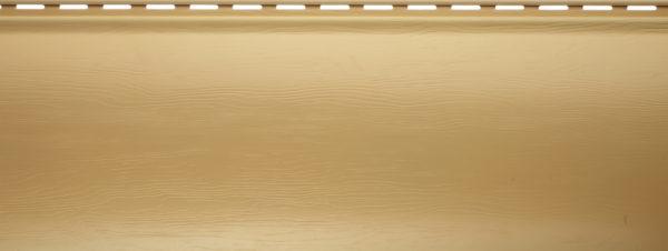 Виниловый сайдинг Альтапрофиль блокхаус ВН-01 Золотистый Виниловый сайдинг siding-msk.ru