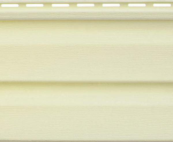 Виниловый сайдинг Альтапрофиль Аляска Желтый Виниловый сайдинг siding-msk.ru