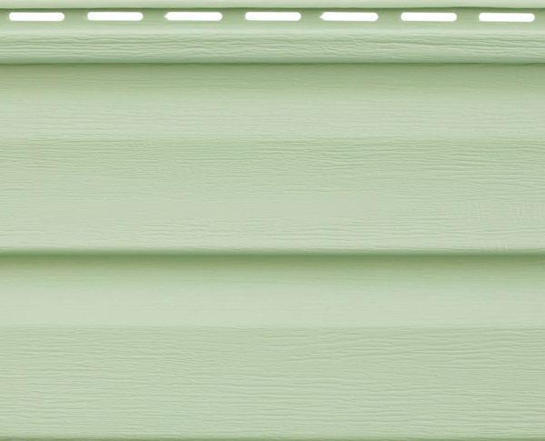Виниловый сайдинг Альтапрофиль Аляска Фисташковый Виниловый сайдинг siding-msk.ru