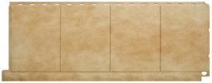 Фасадная панель Альтапрофиль Фасадная плитка, Травертин Сайдинг siding-msk.ru