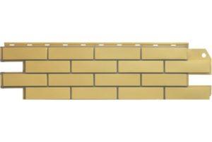 Фасадная панель Grand Line Флэмиш кирпич желтый со швом Сайдинг siding-msk.ru