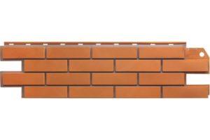 Фасадная панель Grand Line Флэмиш кирпич красный со швом Сайдинг siding-msk.ru