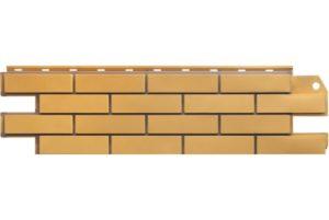 Фасадная панель Grand Line Флэмиш кирпич бежевый со швом Сайдинг siding-msk.ru