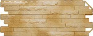 Фасадная панель Альтапрофиль Кирпич-Антик, Афины Сайдинг siding-msk.ru
