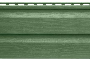 Акриловый сайдинг Альтапрофиль Канада плюс  Премиум, Зелёный Акриловый сайдинг siding-msk.ru