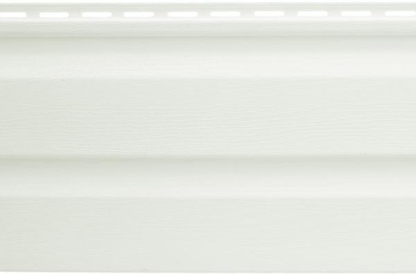 Виниловый сайдинг Альтапрофиль Альта классика Белый Виниловый сайдинг siding-msk.ru