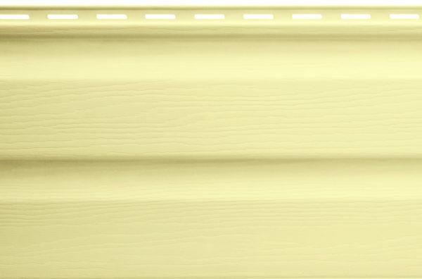 Виниловый сайдинг Альтапрофиль Альта классика Лимонный Виниловый сайдинг siding-msk.ru