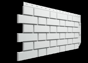 Фасадная панель Docke FLEMISH белый Сайдинг siding-msk.ru