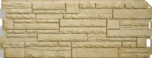 Фасадная панель Альтапрофиль Скалистый камень, Анды, Сайдинг siding-msk.ru