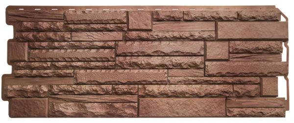 Фасадная панель Альтапрофиль Скалистый камень, Пиренеи Сайдинг siding-msk.ru