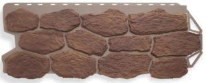 Фасадная панель Альтапрофиль Бутовый камень, Скифский, Сайдинг siding-msk.ru