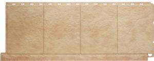 Фасадная панель Альтапрофиль Фасадная плитка, Травертин Комби Сайдинг siding-msk.ru