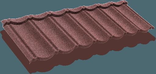 Композитная черепица Технониколь LUXARD CLASSIC Мокко Композитная черепица siding-msk.ru