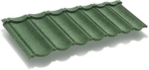 Композитная черепица Технониколь LUXARD CLASSIC Абсент Композитная черепица siding-msk.ru