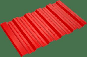 Кровельный профнастил Металлопрофиль «НС-35R» PE 0,45мм Кровельные материалы siding-msk.ru
