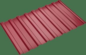 Кровельный профнастил Металлопрофиль «МП-20R» PE 0,45мм Кровельные материалы siding-msk.ru