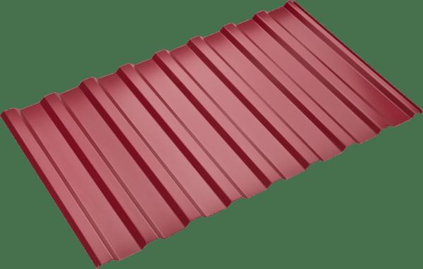 Кровельный профнастил Металлопрофиль «МП-20R» PE 0,5мм Кровельные материалы siding-msk.ru