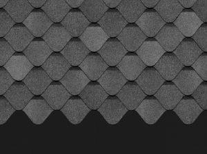 Однослойная гибкая битумная черепица Docke PREMIUM НИЦЦА Фладен Гибкая черепица siding-msk.ru