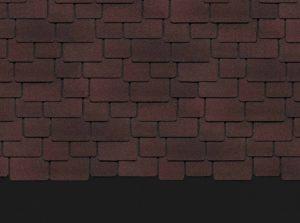 Однослойная гибкая битумная черепица Docke PREMIUM САППОРО Зрелый каштан Гибкая черепица siding-msk.ru