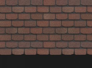 Однослойная гибкая битумная черепица Docke PREMIUM ЖЕНЕВА Арахис Гибкая черепица siding-msk.ru